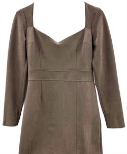 Платье, FN 5109 (разрез) - фото 10758