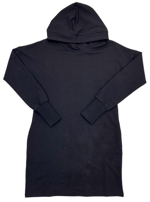 Платье-худи, KT - фото 10810