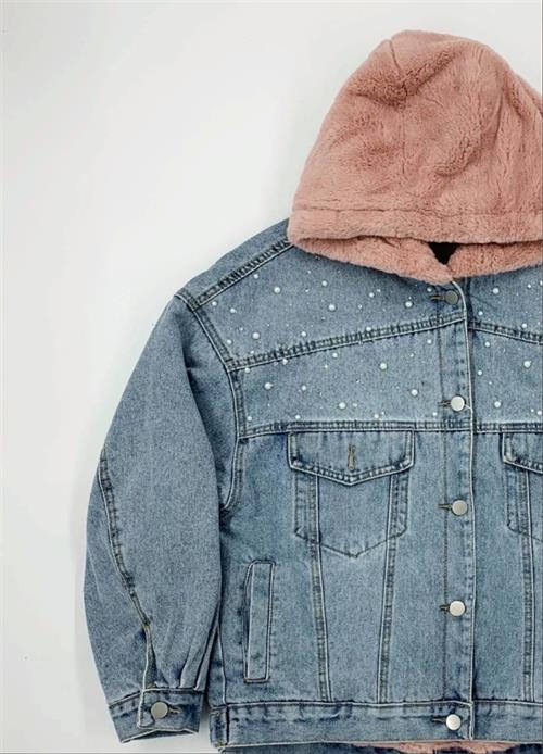 Джинсовая куртка, 167 - фото 11180