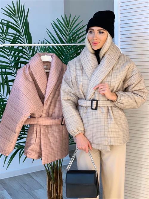 Куртка, CL (клетка) - фото 11541