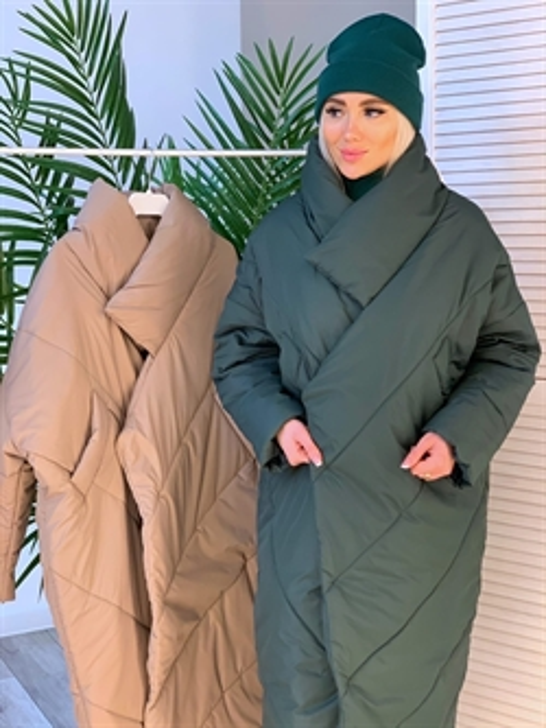 Куртка-одеяло, TI - фото 11802