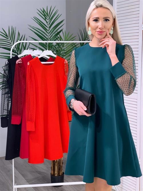 Платье, FN (манжеты) - фото 14852