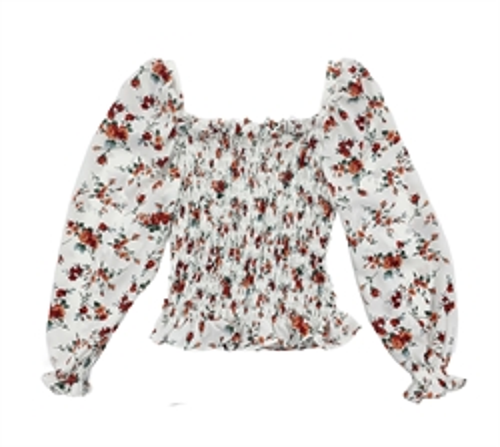 Блуза, CR (цв.принт) - фото 15179