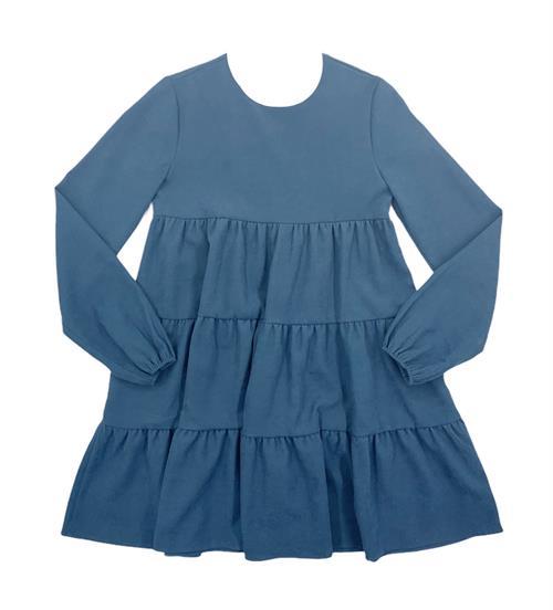 Платье, FN (mvt,ярусное) - фото 15632