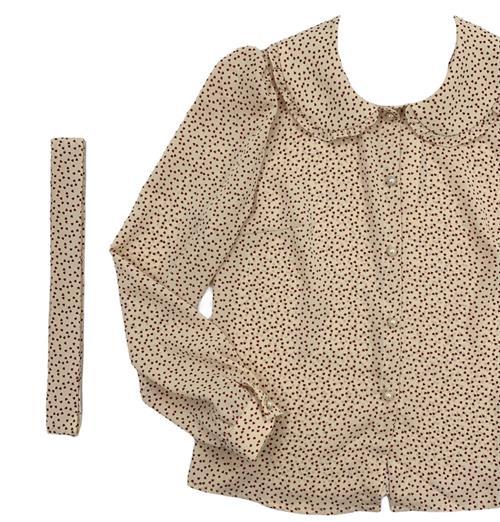 """Блуза, CR 144-20 """"Heart"""" - фото 15997"""