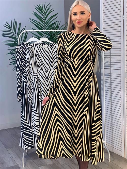 Платье BS (zebra) - фото 16850