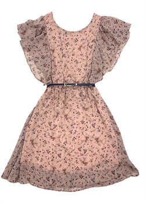 Платье, Princesse (волан-крылья) - фото 18344