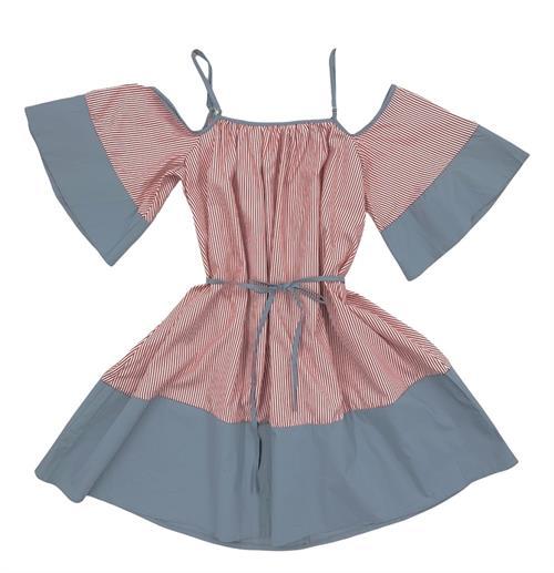 Платье, LX (полоска) - фото 19224