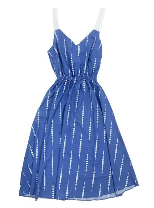 Платье, (бел.бретельки, гор.переход) - фото 19478