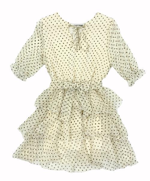 Платье, FN 4001 (мел.горох) - фото 19538