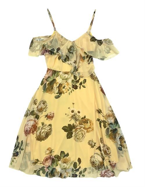 Платье, LIGHTER 812 (розы) - фото 19846