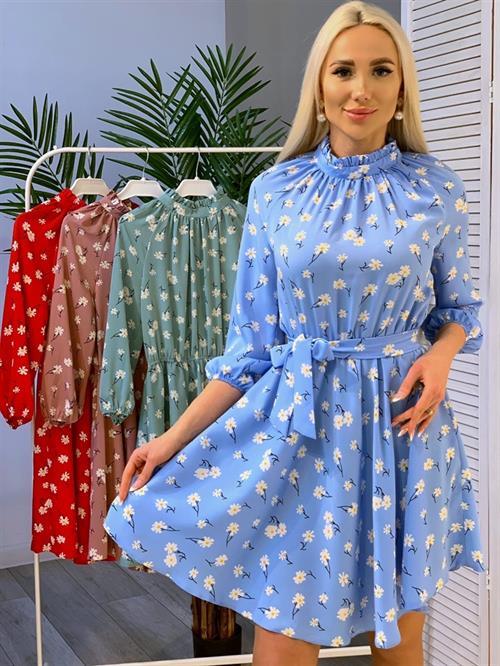Платье, BK 5203 (chamomile) - фото 20189