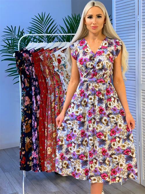 Платье, FN 046 (zp, цв.принт) - фото 23817