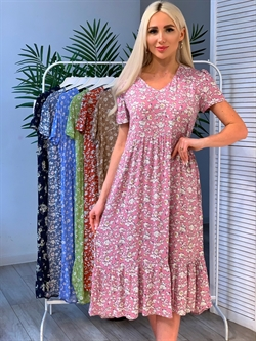 Платье, NR (V-обр. вырез) - фото 24563