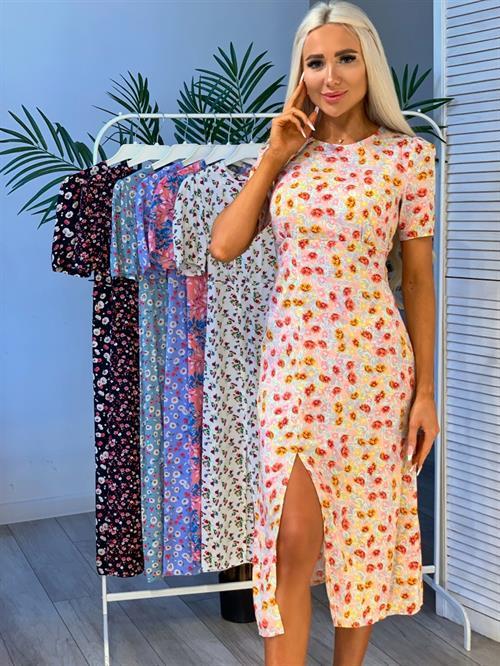 Платье, MJ (разрез) - фото 28247