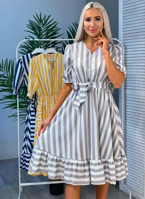 Платье, FN 27 (полоска) - фото 28648