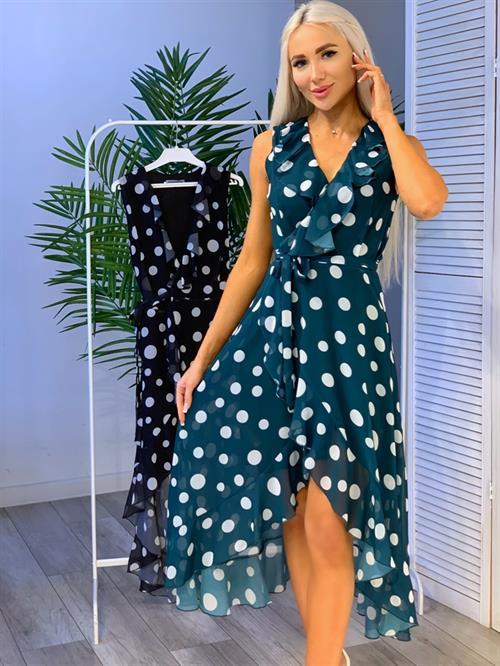 Платье, MD (zp,горох) - фото 28744