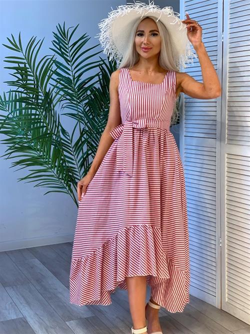 Платье, MD 9123 (полоска) - фото 28994