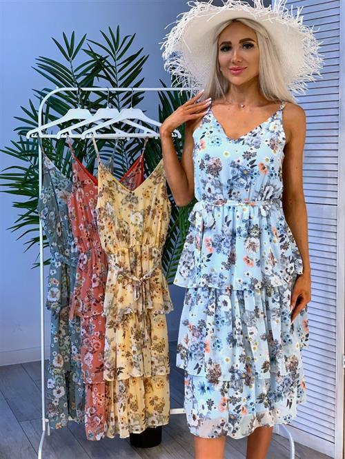 Платье, LIGHTER 849 (цветы) - фото 29043