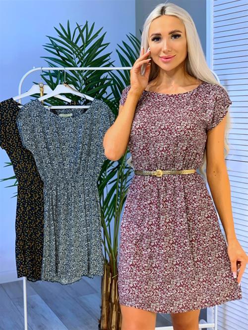 Платье, TR 207 (штапель, принт) - фото 29242