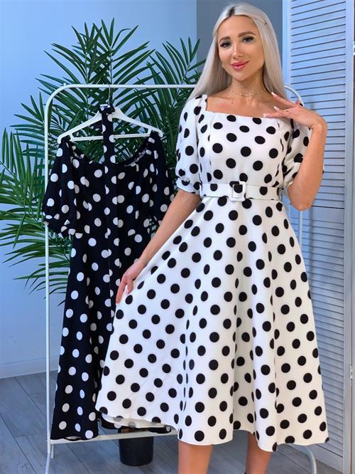 Платье, FM (круп.горох) - фото 29382