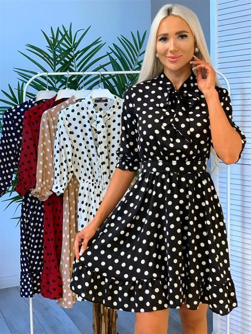 Платье, FN 007 (горох) - фото 29566
