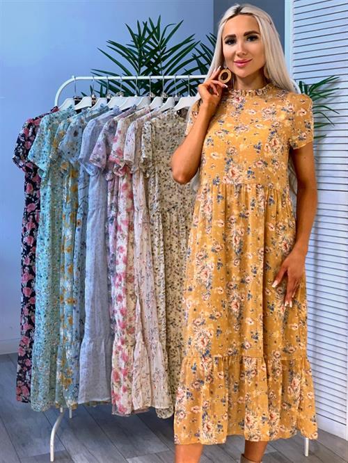 Платье, SK 882 (цв.принт) - фото 29605