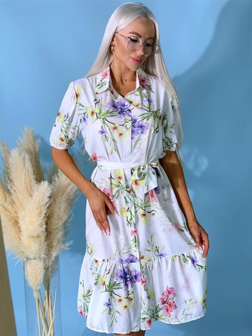 Платье, TD 07 (цв.принт) - фото 29735