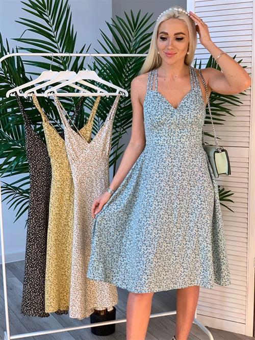 Платье, MD (цв.принт) - фото 5626