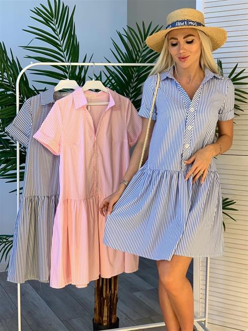 Платье, Normm (полоска) - фото 5713