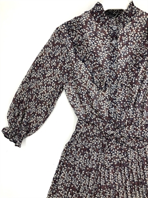 Платье, FN 013 (цв.принт) - фото 6301