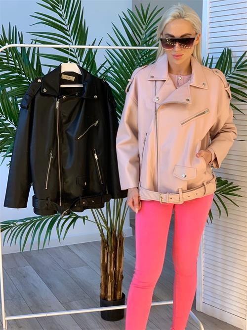 Кожаная куртка, 2023 - фото 6391