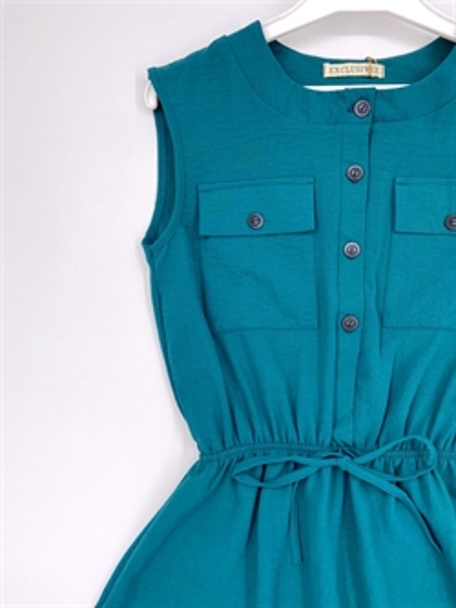 Платье, EX (пуговицы) - фото 6721