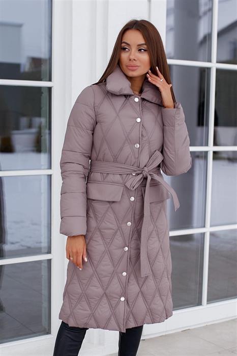Стеганое пальто, 1012 - фото 7726