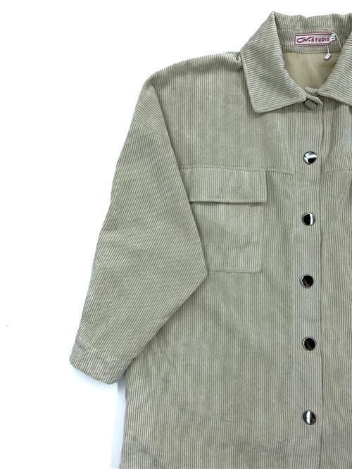 Рубашка, As (вельвет) - фото 7839
