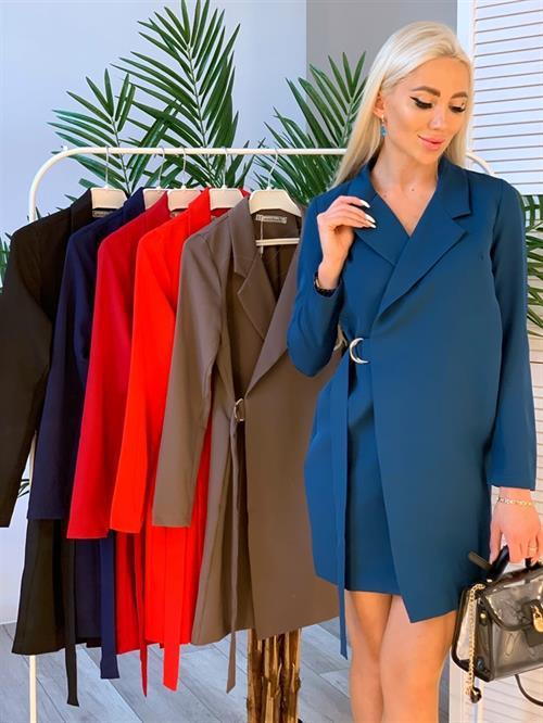 Платье-пиджак, FN (zp) - фото 8392