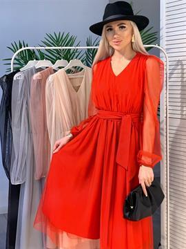 Платье, AA 12 (фатин)