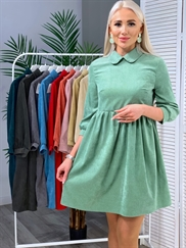 Платье, LX (микровельвет)