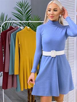 Платье, KW 29 (tg, рубчик)