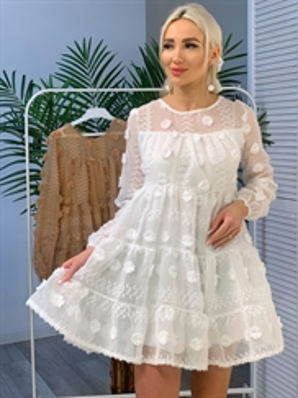 Платье, FR 202276 (трапеция)