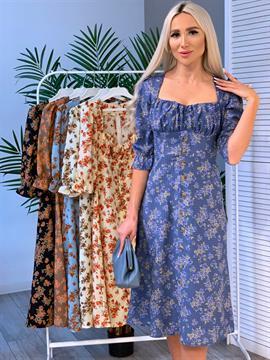 Платье, PD (цв.принт)