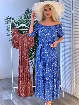 Платье, RN 5092 (цв.принт)