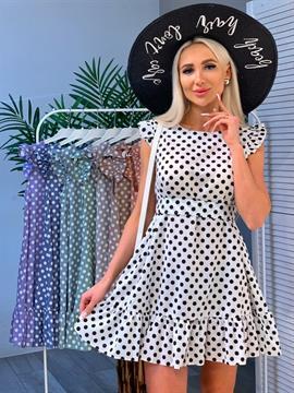 Платье, LNM 019 (горох)
