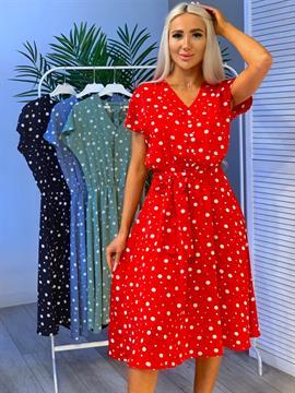 Платье, WK 8801 (горох)