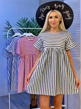 Платье, FM MD (полоска)