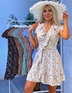 Платье, FZ 82 (цв.принт)