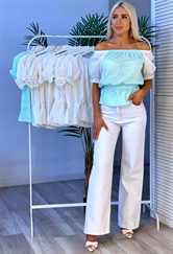 Блуза, MGO 1001 (откр.плечи)