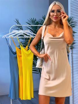 Платье-комбинация, MI