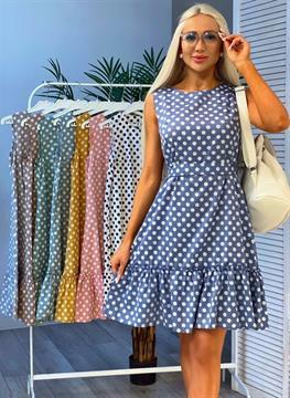Платье, BN 03 (горох)