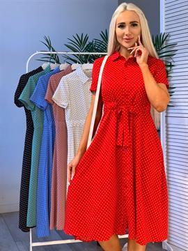 Платье, FM MD 06 (горох)